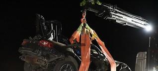 Polizei sucht Zeugen nach tödlichem Unfall auf der A4