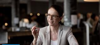 """""""Frauen, drängt euch auf"""": Die St.Galler Nationalrätin Susanne Vincenz-Stauffacher über mutlose Frauen und unselige Quoten"""