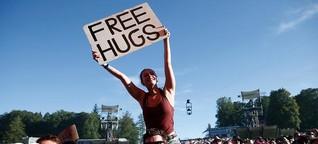 Post-Pandemie: Wenn wir uns wieder umarmen...