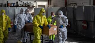 Pandemieplan: Täuschte Italien die WHO?