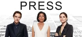 "Kritikreihe Presserien: ""Press"" (BBC)"