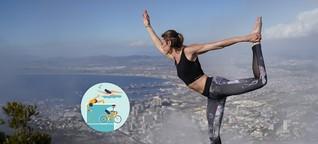 """Erklär deinen Sport: """"Mit Yoga lernst du, deinem Körper zu vertrauen"""""""