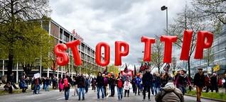 Transparenz - Greenpeace gelingt TTIP-Coup