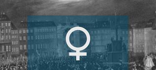 Revolution 1848: Frauen auf den Barrikaden - und am Herd - Unsere Zeitung