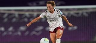 Viktoria Schnaderbeck über ihr Coming-Out und Homosexualität im Fußball
