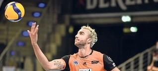 Benjamin Patch verlängert bei den BR Volleys