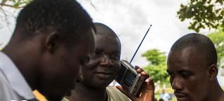 Warum Radio in Afrika unverzichtbar ist | DW | 13.02.2020