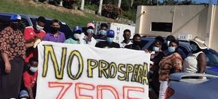Honduras: ¿soberanía a cambio de desarrollo económico? | DW | 18.03.2021