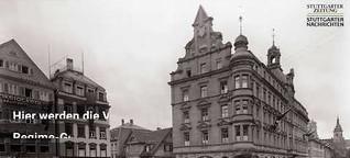 Das Hotel Silber wird als Gedenkort eröffnet
