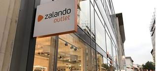 Zalando-Outlet öffnet in Konstanz - aber nur gegen Termin