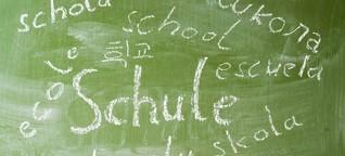 Deutschdefizite an Schulen - Ist Mehrsprachigkeit die Lösung?