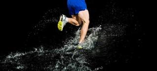Laufschuhe: So schnell wie gedopt