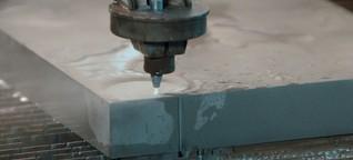 Wie schneidet Wasser durch Stahl? - P.M. Wissen