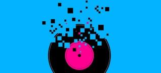 NFT-Technologie und Popmusik: Eine Gefahr für Spotify?