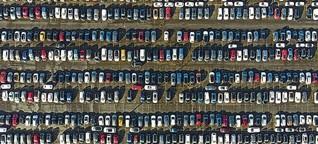 Zu viele Autos, zu wenig Kitaplätze