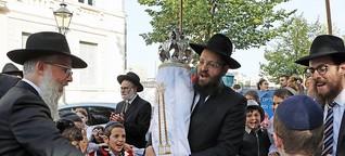 Synagogengemeinde zieht um