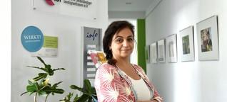 """Gründerinnen mit Migrationsgeschichte: """"Es ermutigt mich, mit Leuten zusammen zu sein, die an mich glauben"""""""