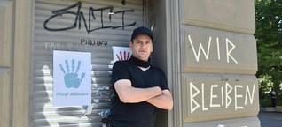 Milliardenschwerer Investor kommt: Wie Kreuzberger Mieter ihr Zuhause verteidigen wollen