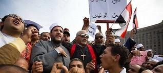 """Trotz Krieg und Unterdrückung: """"Der Arabische Frühling lebt weiter!"""""""