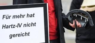 Wahlkampfthema Hartz IV