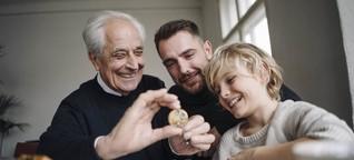 Besser leben mit 50plus: Wie Großeltern, Kinder und Enkel unter einem Dach leben, ohne sich zu zerstreiten