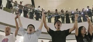 Hongkonger Protestlieder - Der Soundtrack der Revolte