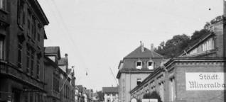 Bäderstadt Stuttgart 1942: Die Nazis schwärmten für Bad Cannstatt