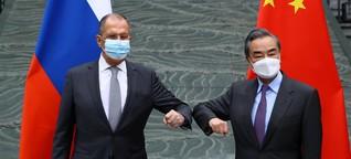 China und Russland: Freundschaft mit Grenzen