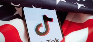 Chinesische Videoplattform: Lässt sich TikTok überhaupt verbieten?