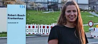 Interview: Krankenschwester berichtet über Arbeitsalltag