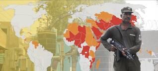 """""""Kirche in Not"""": Die weltweite Religionsfreiheit ist massiv bedroht - WELT"""