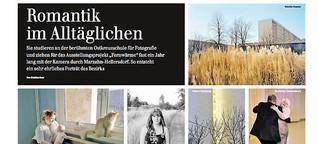 """Fotoausstellung """"Fernwärme"""": 40 Jahre Marzahn-Hellersdorf - eine fotografische Erkundung"""