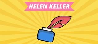 Magisches Mikro: Helen Keller - Taubblinde Schriftstellerin und Menschenrechtsaktivistin | MDR.DE