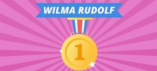 Wilma Rudolph: Vom kranken Kind zur Goldmedaillen-Gewinnerin | MDR.DE