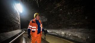 Stuttgarter Stadtentwässerung: Vom Wasser zum Abwasser und wieder zurück