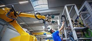 Gesundheit statt Automotive: Masken vom Maschinenbauer