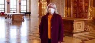 Stadtführerin seit fast 40 Jahren: Wird das nicht langsam öde, Frau Retsch?