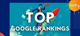 Top-3 Google Rankings für Gebäudereinigung Lüdenscheid