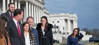 USA: Newcomer im US-Kongress - Radikale Kräfte aufseiten der Republikaner