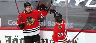 Chicago am Straucheln - Schweizer NHL-Rookie will aber ins Playoff