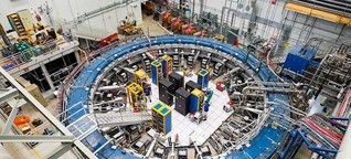 Möglicher Widerspruch im Standardmodell der Teilchenphysik entdeckt