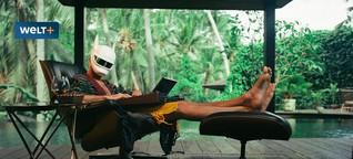 """Cro auf Bali: """"Instagram ist auch nur eine Maske"""" - WELT"""