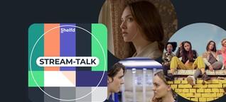 Stream-Talk #7: Bei Risiken und Versuchungen... - Wir sprechen über PARA - WIR SIND KING, THINGS HEARD & SEEN, VOYAGERS