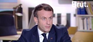 Macron – der junge Präsident