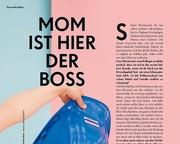 Mom ist hier der Boss