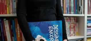 """""""Weiter zeichnen"""". Charlie Hebdo Zeichnerin Coco zeichnet ein Buch über ihr Trauma"""