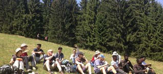 Initiative des DAV: Wie Berge Flüchtlingen helfen