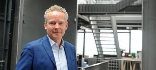 Ein Wüstentrip machte Holger Wolff zum besseren Chef