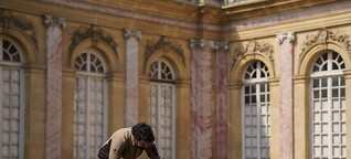Versailles im Frühling