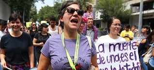 Frauenmorde in Mexiko: Getötete Frauen, geschonte Täter?